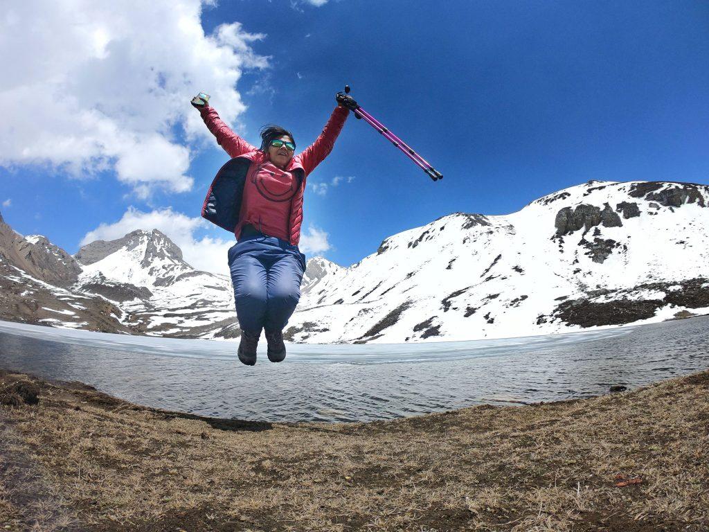 Ice Lake Trek