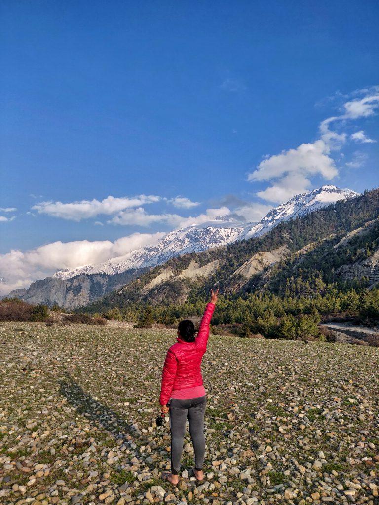 Annapurna trek 1