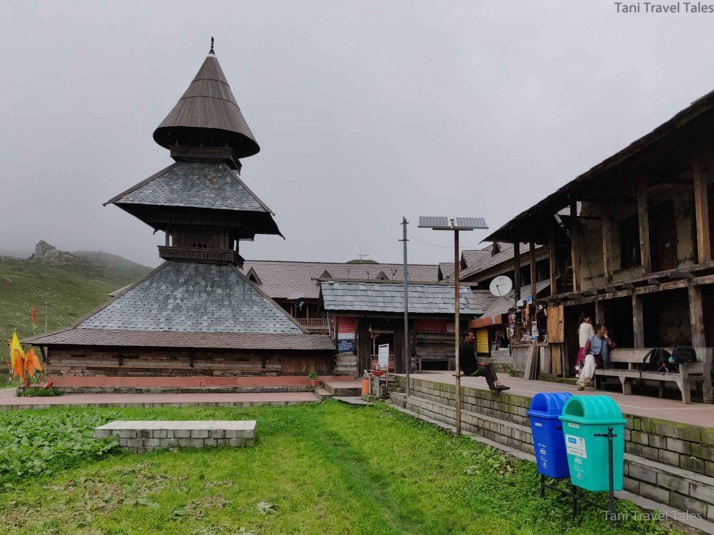 Parashar Temple Campus